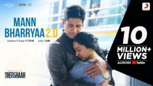 Mann Bharryaa 2.0 Lyrics - B Praak