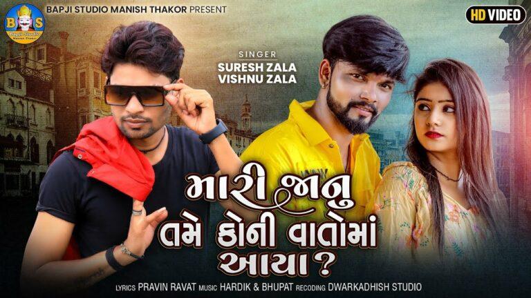 Mari Janu Tame Koni Vato Aaya Lyrics - Suresh Zala, Vishnu Zala