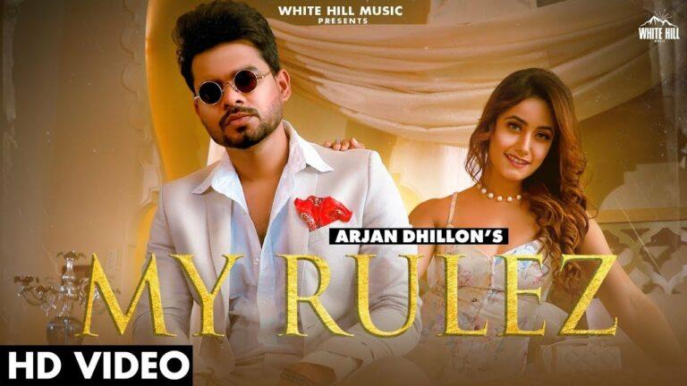 My Rulez Lyrics - Arjan Dhillon