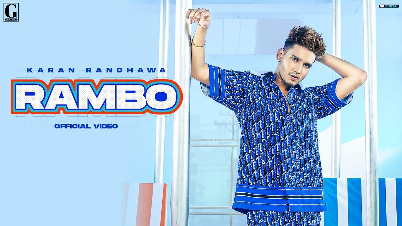 Rambo Lyrics - Karan Randhawa