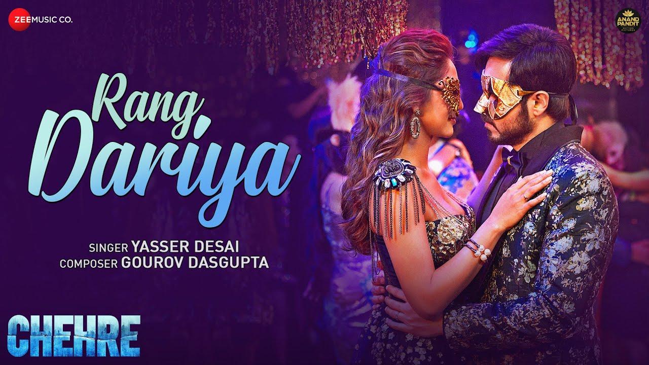 Rang Dariya Lyrics - Yasser Desai