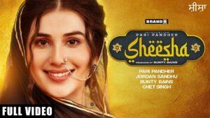 Sheesha Lyrics - Pari Pandher, Jordan Sandhu