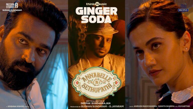 Ginger Soda Lyrics - Anirudh Ravichander, Yashita Sharma