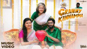 Granny Kannamma Lyrics - Sathya Prakash