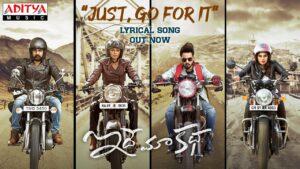 Just Go For It Lyrics - Hema Chandra