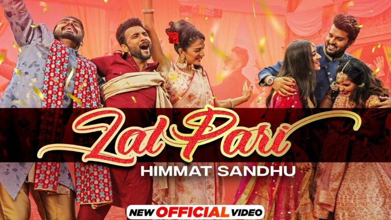 Lal Pari Lyrics - Himmat Sandhu