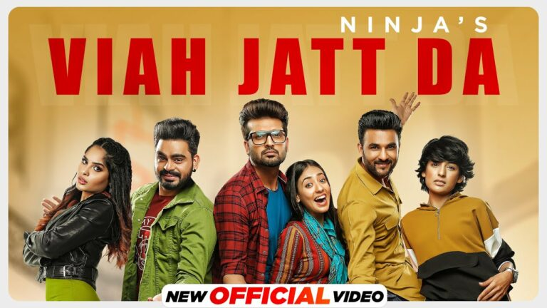 Viah Jatt Da Lyrics - Ninja