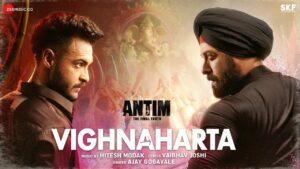 Vighnaharta Lyrics - Ajay Gogavale