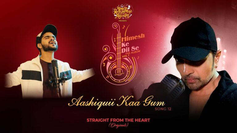 Aashiquii Kaa Gum Lyrics - Salman Ali