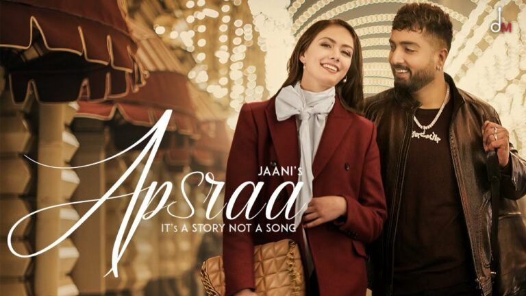 Apsraa Lyrics - Jaani, Asees Kaur