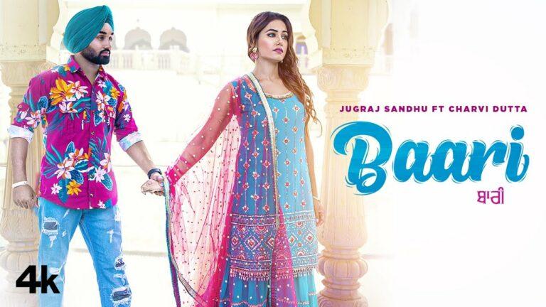 Baari Lyrics - Jugraj Sandhu