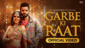 Garbe Ki Raat Lyrics - Rahul Vaidya, Bhoomi Trivedi
