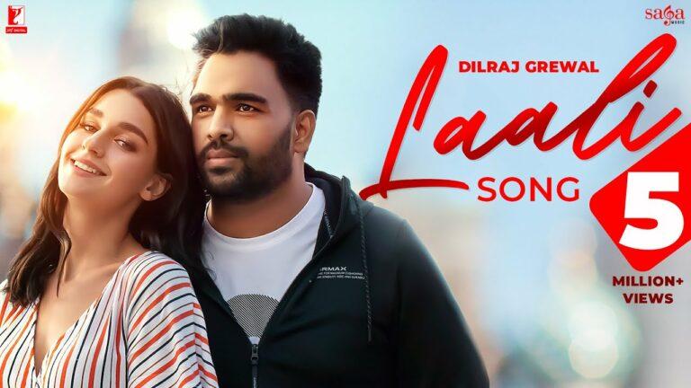 Laali Lyrics - Dilraj Grewal