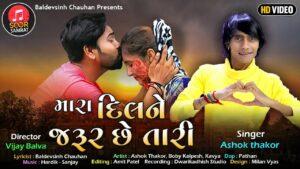 Mara Dil Ne Jarur Chhe Tari Lyrics - Ashok Thakor