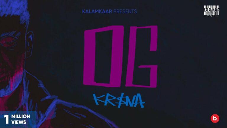OG Lyrics - Kr$na