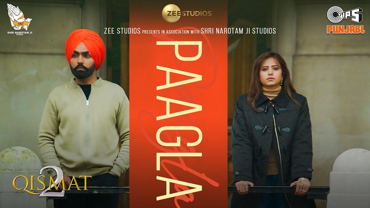 Paagla Lyrics - B Praak, Asees Kaur