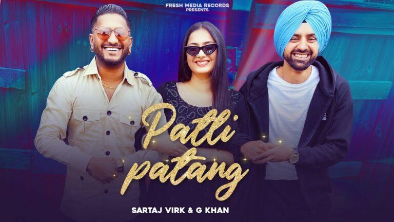 Patli Patang Lyrics - G Khan