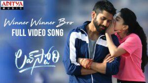 Winner Winner Bro Lyrics - Abhijith Rao