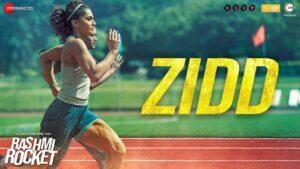Zidd Lyrics - Nikhita Gandhi